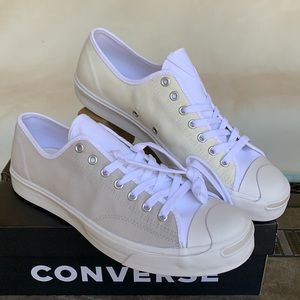 CONVERSE JP OX EGRET/PALE PUTTY/WHITE MEN'S